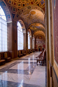 Apostolic Palace Hall