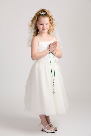 Emma First Communion Edits