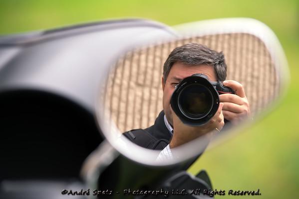 Model : Self portrait, NJ Biker's Event 9-29-2012