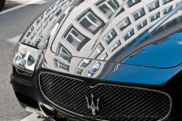 Maserati reflections?