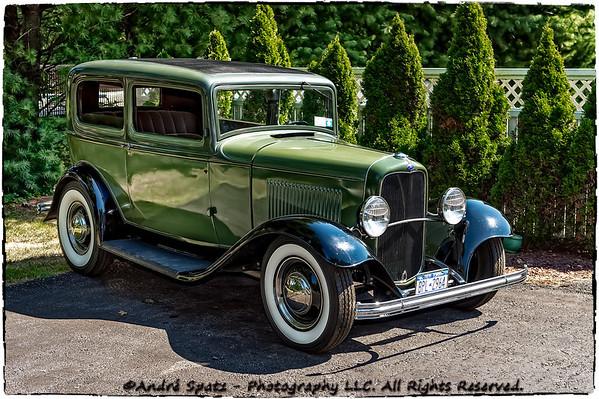 Vintage Car /and Pin-up shoot, Montgomery- NY