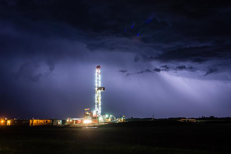 Betts Drilling Rig 1 Lightning-0006
