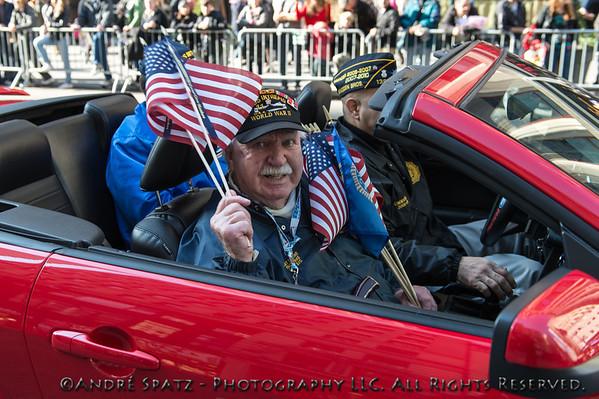 WWII decorated Veteran