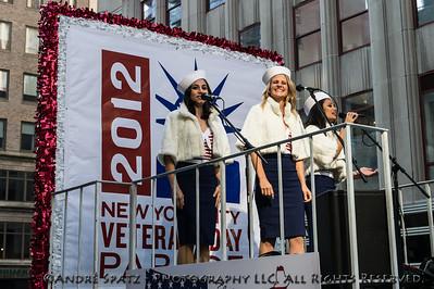 2012 NYC Veterans Day parade
