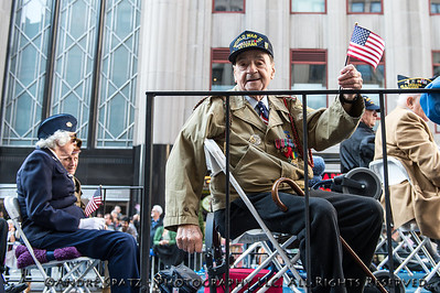 World War II decorated Veteran
