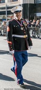 Decorated war Veteran