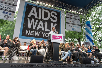 Craig R. Miller, Founder/Producer of AIDS Walk New York.