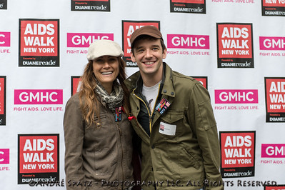Broadway Stars: Michael Urie (Buyer &Cellar, Ugly Betty) and laura Benanti ( Go On, Gypsy)