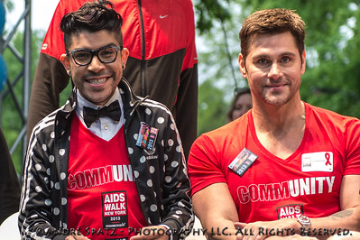"Armando Thomas ""Mondo"" Guerra  and Jack Mackenroth (Project Runway)"