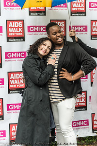 Alex Newell (actor and singer) and Bebe Neuwirth (Broadway Star, Tony & Emmy Winner)