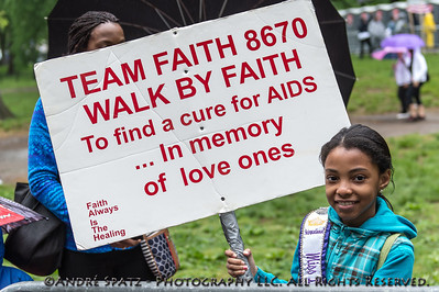 Team Faith  8670 at the 2013 AIDS WALK New York