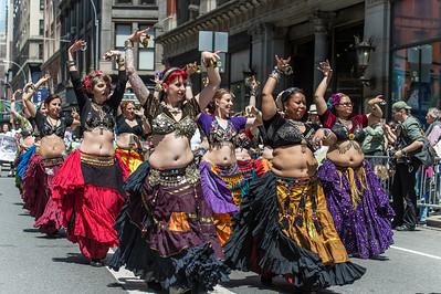 Manhattan Tribal - Belly Dancing