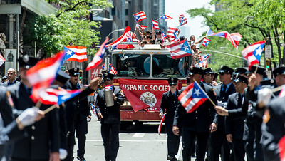 FDNY - New York Fire Department Hispanic Society