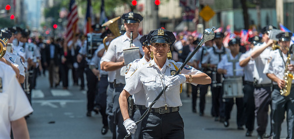 NYPD - Marching Band.