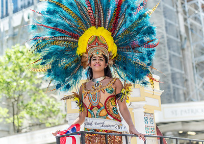 Miss Juvenil - Carnaval de Mayaguezano 2013