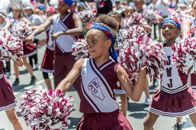 JWJ Leadership Academy PS/MS 37 Cheerleaders