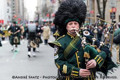 Emerald Society Pipe Pipe Band, NY State Fraternal Order of Police