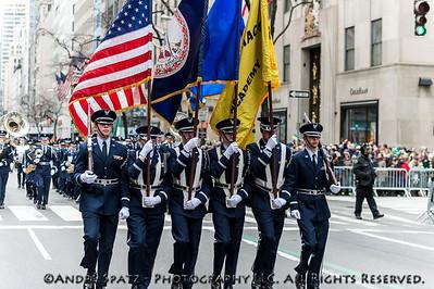 Randolph Macon Academy Band   United Irish Counties, Virginia