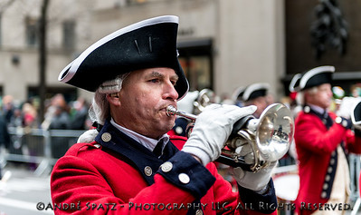 """3rd US Infantry """"Old Guard"""" Fife and Drum Corps, Fort Myer, Virginia"""