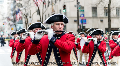 "3rd US Infantry ""Old Guard"" Fife and Drum Corps, Fort Myer, Virginia"