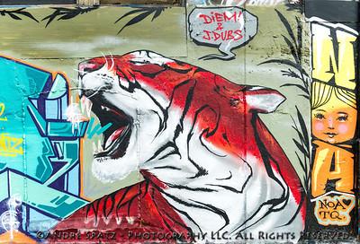 Graffiti in 5PTZ
