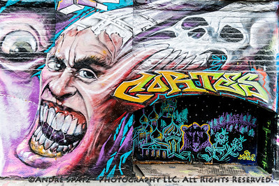 Graffiti by Cortes