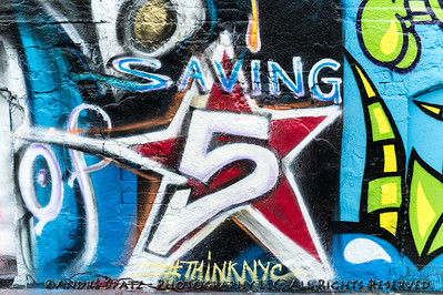 Saving 5 Pointz - Graffiti