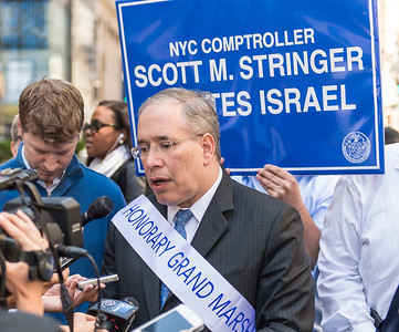 NYC Comptroller: Scott M. Stringer