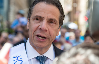New York Governor, Andrew Cuomo, Honorary Grand Marshal