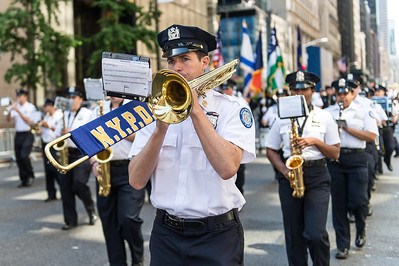 New York City Police Department Band