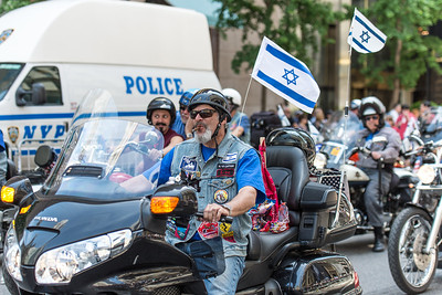 Bikers for Israel