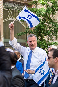 New York City Mayor DeBlasio