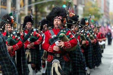 Emerald Society Pipes & Drums, Fire Department New York City
