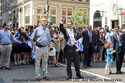 NY Governor Andrew Cuomo - Honorary Grand Marshal