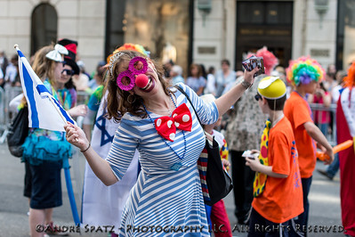 Areyvut Mitzvah Clowns
