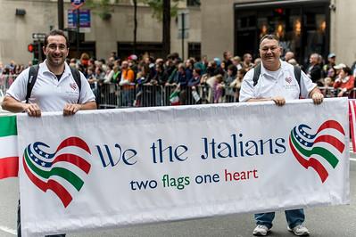 Celebrating Italian-Americans.