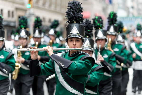Wagner College - Seahawk Pride Marching Band. Staten Island, NY.