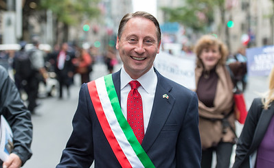 New York Republican Governor Candidate and Westchester County Executive: Rob Astorina