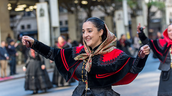 Dancer of the Spanish Center - Queens New York