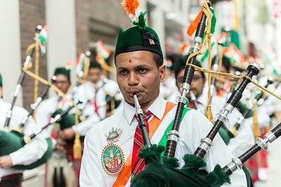 The Swamibapa Pipe Band, New Jersey