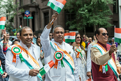 Vice President of the India Day Parade