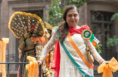 Past President of FIA and the Parade