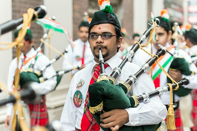 The Swamibapa Pipe Band, New Jersey