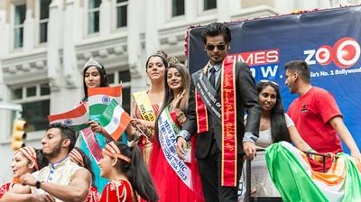 South Asian Prince (USA) 2013 and Miss Teen India USA 2013