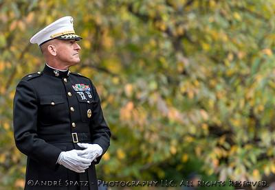 Brig. Gen. from the U.S. Marines
