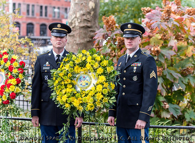 The U.S. Army Wreath