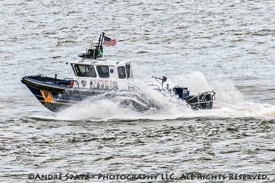 NYPD Harbor Patrol
