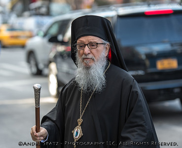 His Eminence Archbishop Demetrios of the Greek Orthodox Church of America.