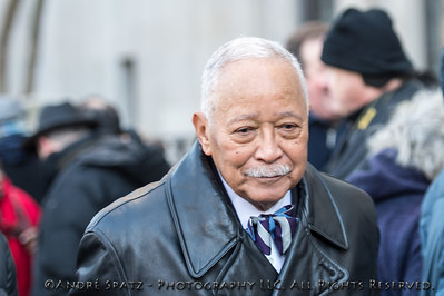 Fmr. NYC Mayor David Dinkins