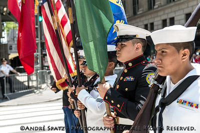 New York Youth Cadets.